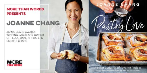 Pastry Love: An Evening with Joanne Chang