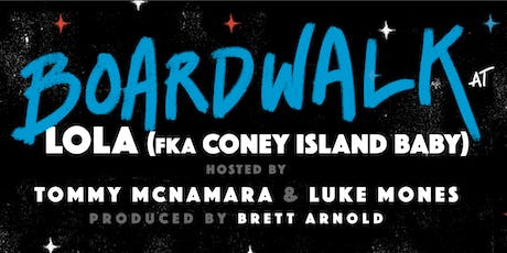 FREE Boardwalk Comedy at NYCF ft. Chris Gethard, Aparna Nancherla tickets