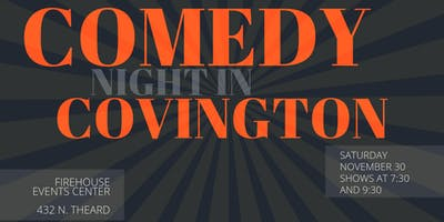 Covington Comedy Night