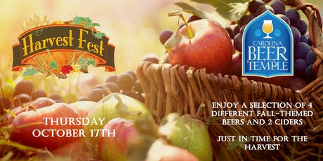 HarvestFest tickets