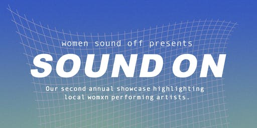 WSO Presents: SOUND ON Showcase
