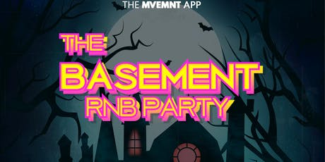 The Basement RNB PARTY: 90's/2000's Costume Edition tickets