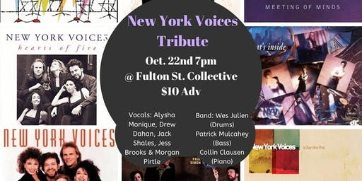 30 Years of Love: A Tribute to The New York Voices!!!