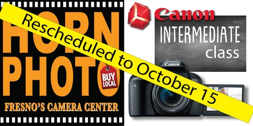 Canon Discovery Day: Intermediate 201