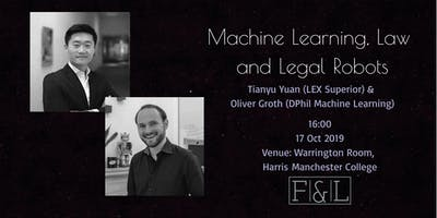 Machine Learning, Law, and Legal Robots