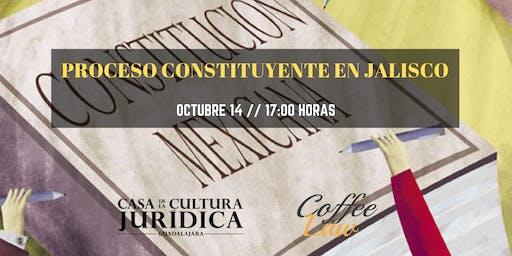 Proceso Constituyente en Jalisco
