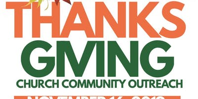 FREE THANKSGIVING TURKEY GIVEAWAY