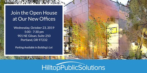 Join Hilltop for a Open House Party!