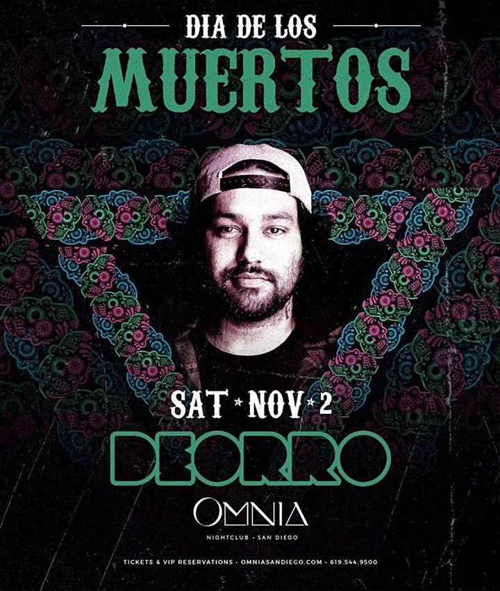 Deorro Meet Up with FREE drinks image