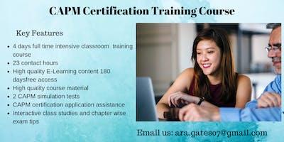 CAPM Certification Course in El Paso, TX