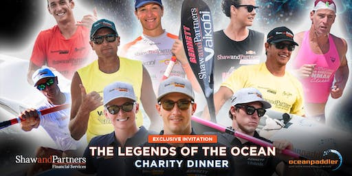 Legends of the Ocean Charity Dinner