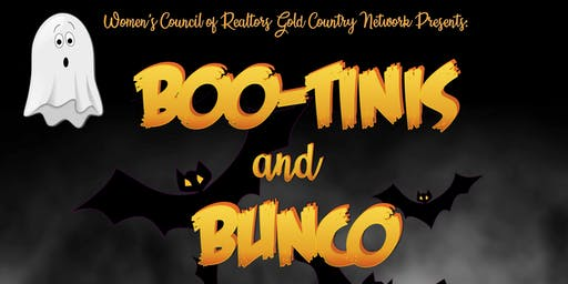 Boo-tinis and Bunco