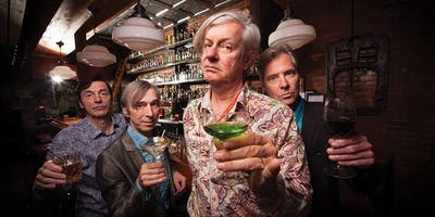 The Fleshtones with Nate Freedberg and Lulu Lewis