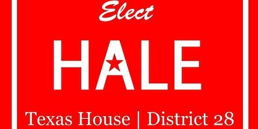 Gary J. Hale for TX House District 28 - Meet & Greet @ Kurrywalah