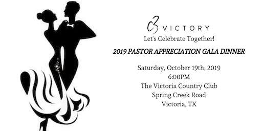C3 VICTORY 2019 PASTOR APPRECIATION GALA DINNER