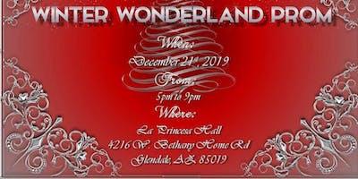 Winter Wonderland Prom 2019
