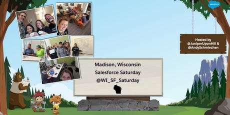 Salesforce Saturday Madison, WI October 2019 tickets