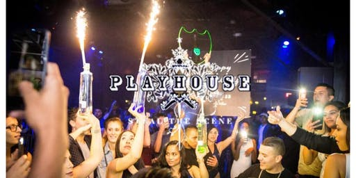 Playhouse Hollywood '20 | NEW YEAR'S EVE PARTY