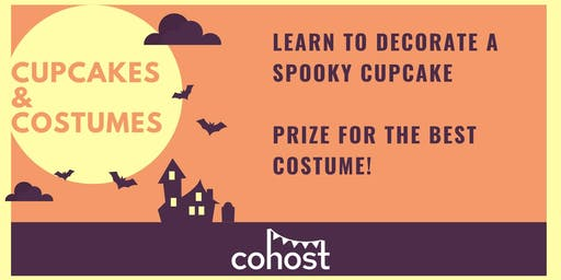 Cupcakes & Costumes w/ Stanwood Cupcakes