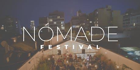 Nómade Festival 30/11 entradas