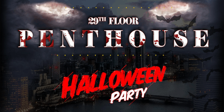 HALLOWEEN PENTHOUSE PARTY tickets