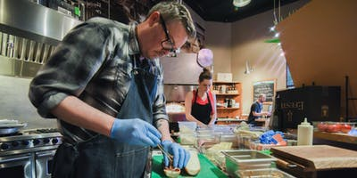 EFESTE Cooking Class Series with Chef Jason