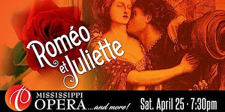 Gounod's Roméo et Juliette tickets