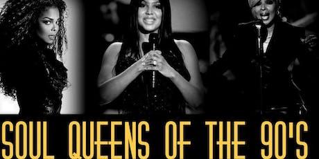 Ladies of the '90s Salute : Mary J. Blige, Janet Jackson & Toni Braxton tickets