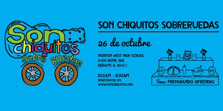Son Chiquitos: Ofrendas tickets