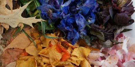 Bundle Dyeing with Flowers tickets