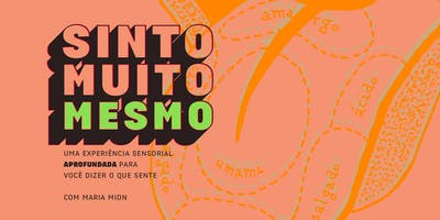 Sinto Muito MESMO (Brasília - Objeto Encontrado)
