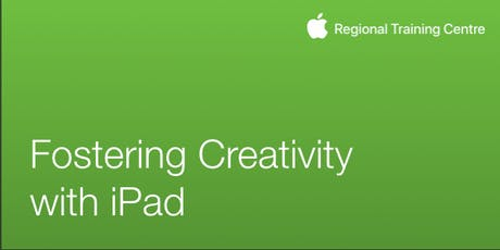 Fostering Creativity with iPad tickets