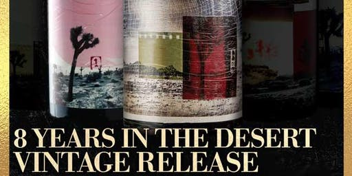 8 Years in the Desert Vintage Release