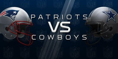 Cowboys vs Patriots Watch Party | 11.24