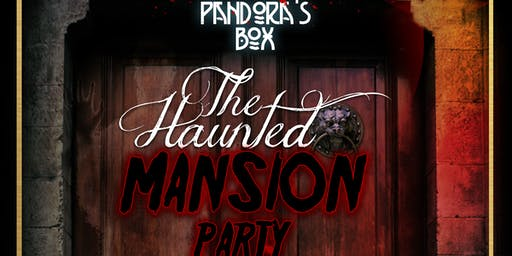 The Haunted Mansion Party