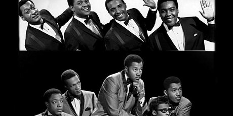 THE MUSIC OF THE TEMPTATIONS & THE FOUR TOPS tickets