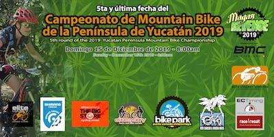5ta Fecha del Campeonato de Mountain Bike de la Península de Yucatán