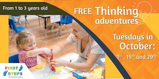 Free Thinking Adventures