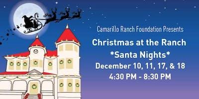 Christmas At The Ranch *Santa Nights*