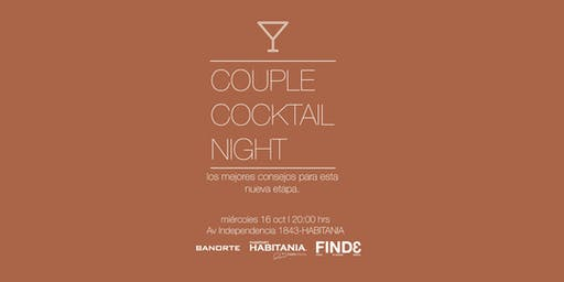 Couple Cocktail Night