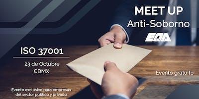 Meet Up ISO 37001 23 de Octubre