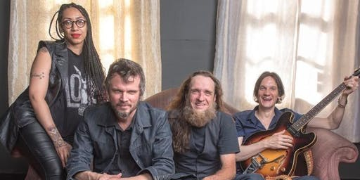 North Mississippi Allstars: Up and Rolling Tour