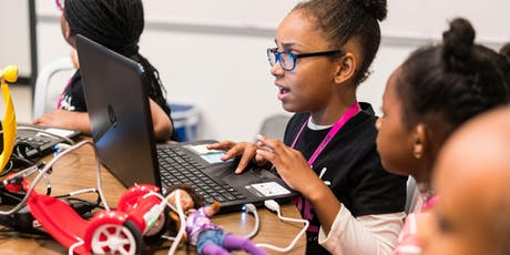 Black Girls CODE Presents Houston: Learn to Code a Robot with SmartGurlz! tickets