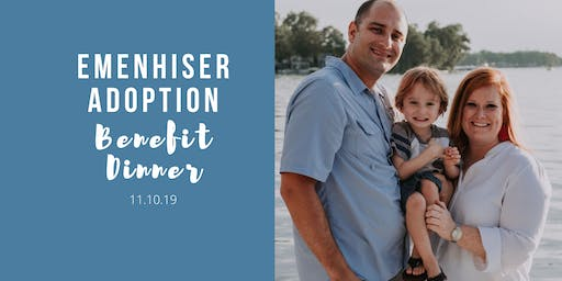 Emenhiser Adoption Benefit Dinner