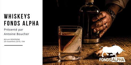 Whiskys Fonds Alpha billets
