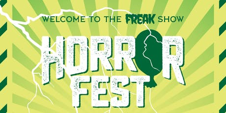 3rd Annual Kimberley Horror Fest: Welcome to the Freakshow tickets