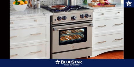 Chef Andrew Teaches Gas Cooking on Bluestar in Littleton tickets
