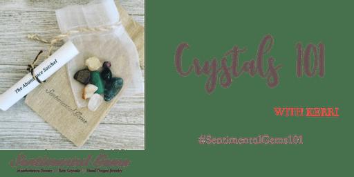 Crystals 101 – intro to crystals