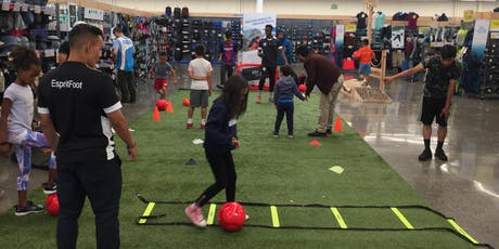 Free Soccer Workshop w/ EspritFoot: Halloween edition! tickets