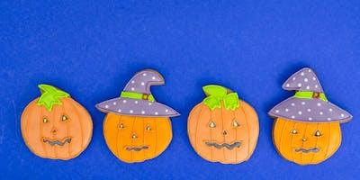 Kids' Event: Decorate a sweet pumpkin in our dessert kitchen!